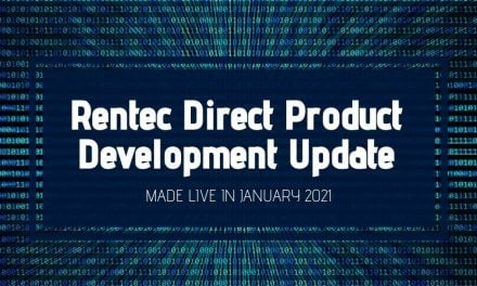 Rentec Direct Product Development Update: Made Live in January 2021