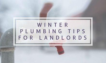 Winter Plumbing Tips for Landlords