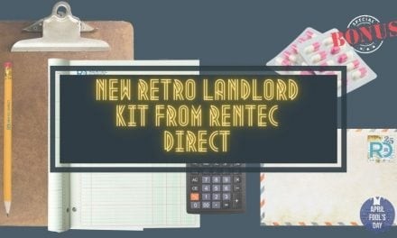 Announcement | New Retro Landlord Kit from Rentec Direct