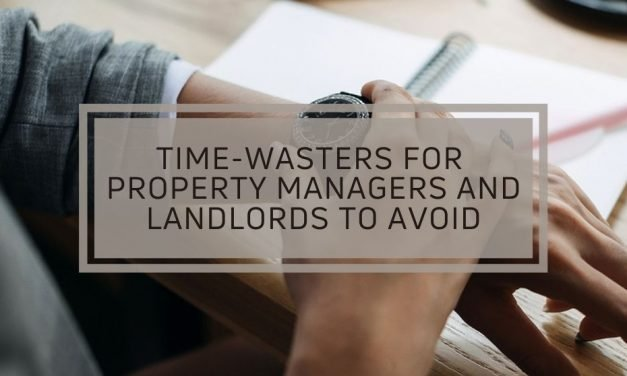 Time-Wasters for Property Managers and Landlords to Avoid