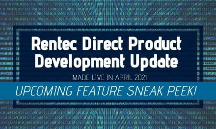 Rentec Direct Product Development Update: Made Live in April 2021 [New Design Sneak Peek!]