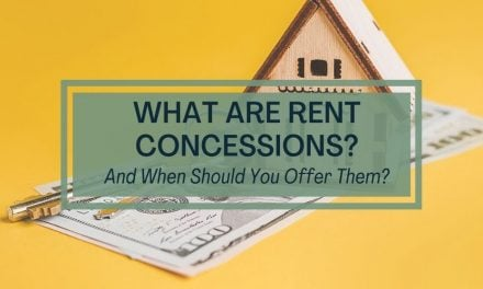 What Are Rent Concessions and When Should You Offer Them?