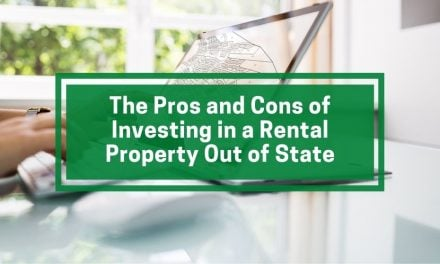 The Pros and Cons of Investing in a Rental Property Out of State