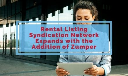Rental Listing Syndication Network Expands with the Addition of Zumper